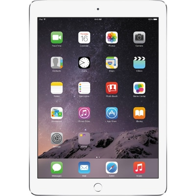 Apple iPad Air 2 With WiFi + Cellular 128 GB (Silver)