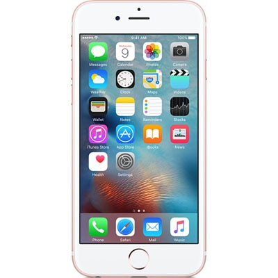 Apple iPhone 6S 16 GB (Rose Gold)