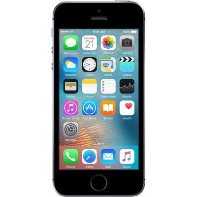 Apple iPhone SE 64 GB (Space Grey)
