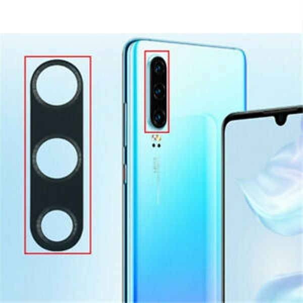 Archist Ultra Thin Screen Protector For Huawei P30 Camera Lens