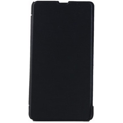 AryaMobi Flip Cover For Nokia Lumia 720  Black  available at Paytm for Rs.174
