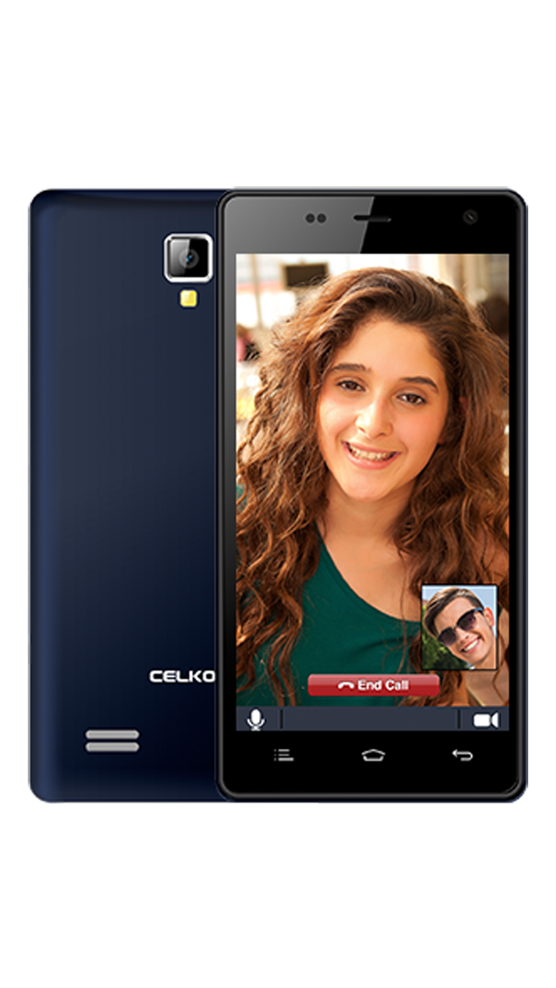 Celkon Campus Prime (Gold, 4 GB)