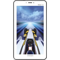 Champion WTAB 7.4 Tablet 4 GB (White)