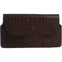 D.rD Pouch For Lava Iris Pro 30 (Brown)