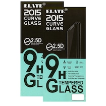 Elate Tempered Screen Guard For Huawei Ascend Y511 (Pack Of 2)