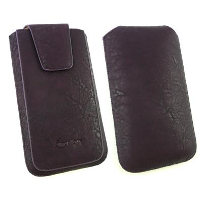 Emartbuy Pouch For Blackview A8 (Purple)