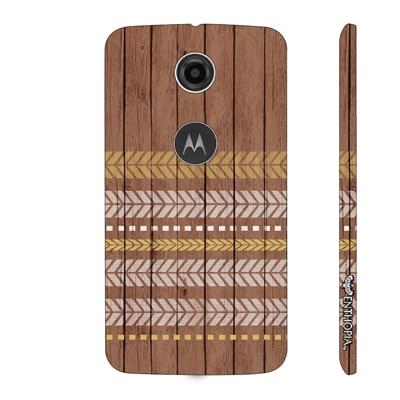 Enthopia Back Cover For Motorola Moto E 2nd Gen (Multi Color) - 10791911