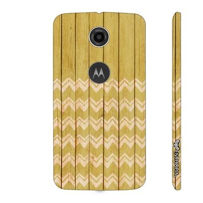Enthopia Back Cover For Motorola Moto E 2nd Gen (Multi Color) - 10791928