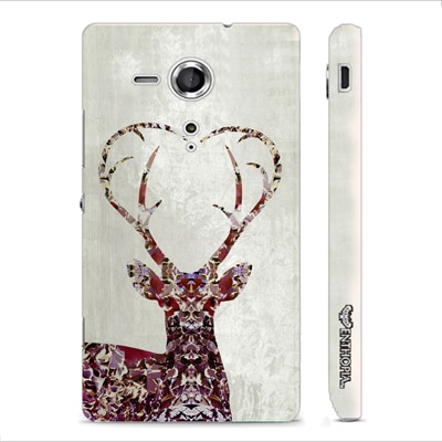 Enthopia Back Cover For Sony Xperia SP (Multi Color) - 10797349