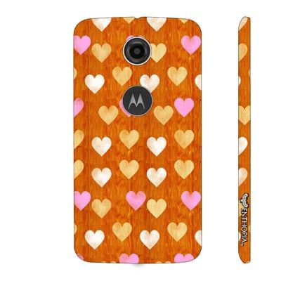 Enthopia Back Cover For Motorola Moto E 2nd Gen (Multi Color) - 10791959