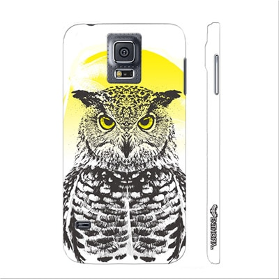 Enthopia Back Cover For Samsung Galaxy S5 (Multi Color) - 10797298