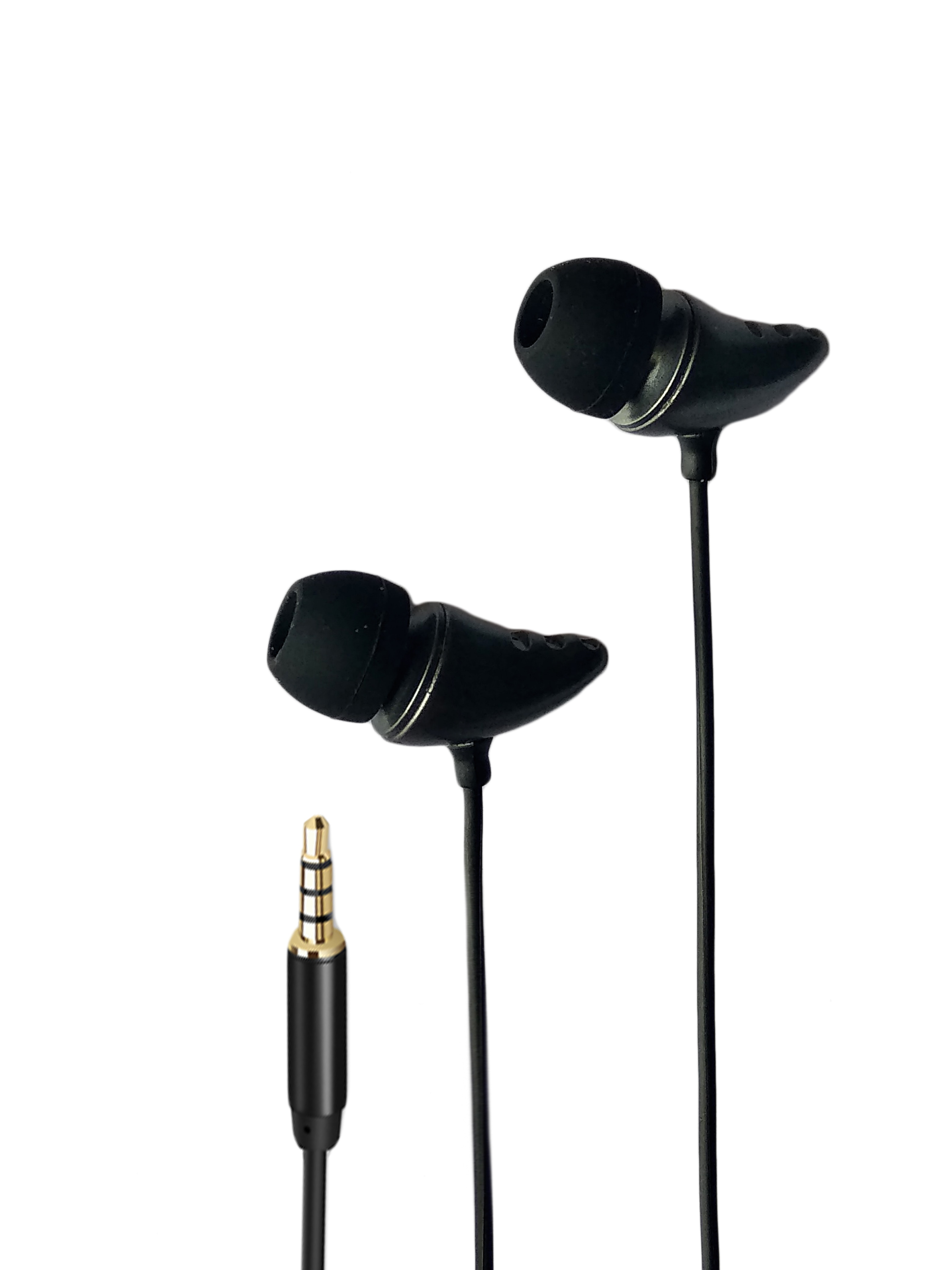 EXTRA BASS In-Ear Wired Headphone For All Smartphones (Black)