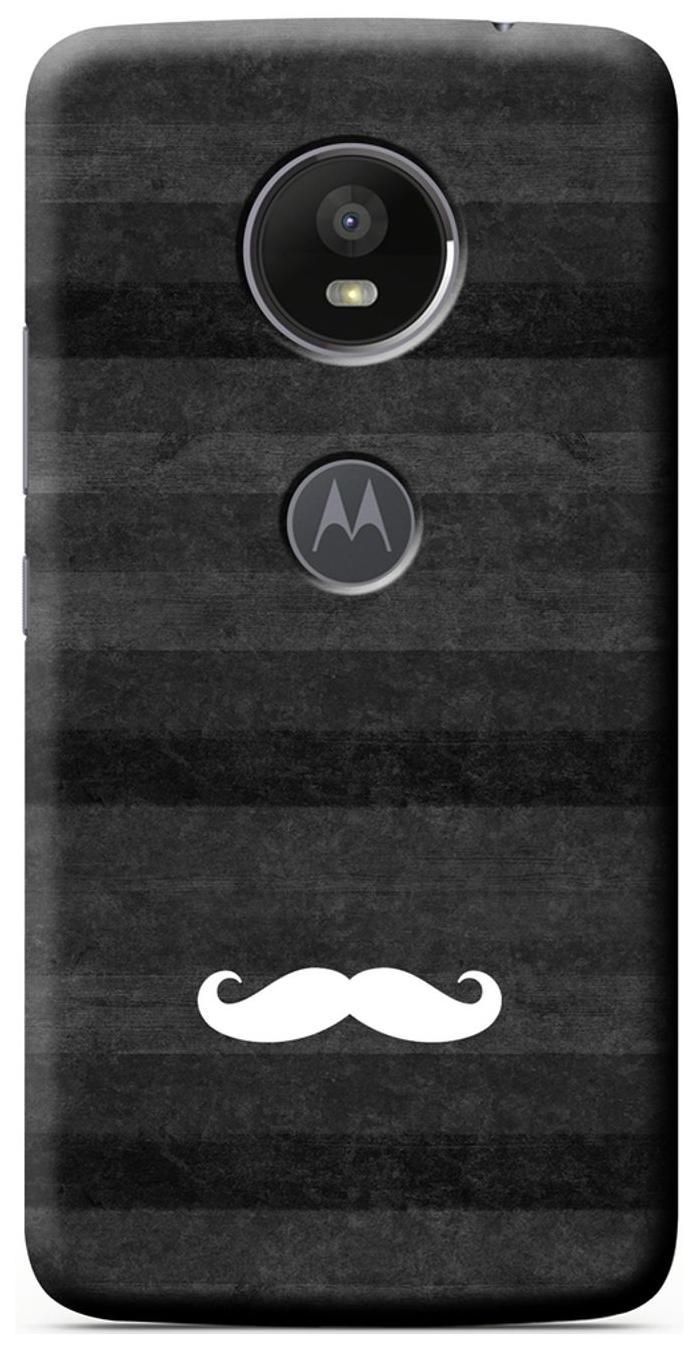 top fashion 5f9d8 28b64 Fashionury Back Cover for Motorola Moto E4 Plus