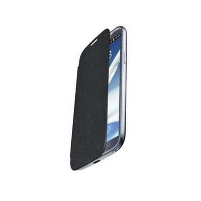 Fonixa Flip cover For Micromax Canvas Fun A76  Black  available at Paytm for Rs.189