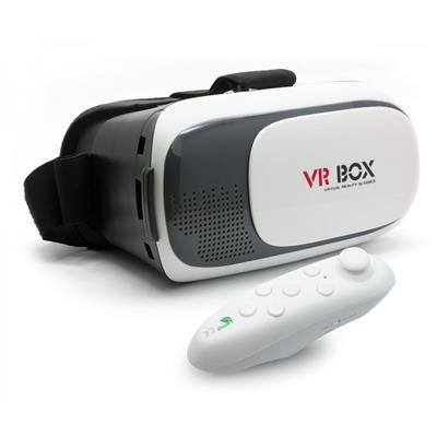 4dfccd436e2 VR BOX Virtual Reality Glasses Headset For Movies