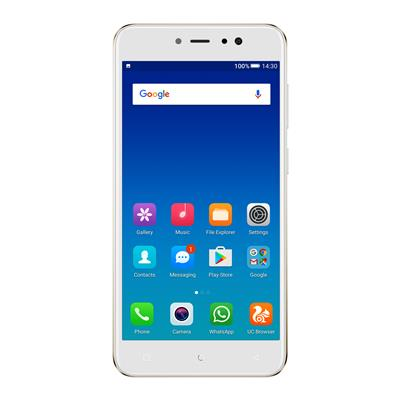 Gionee A1 Lite 32 GB (Gold) Rs. 13355
