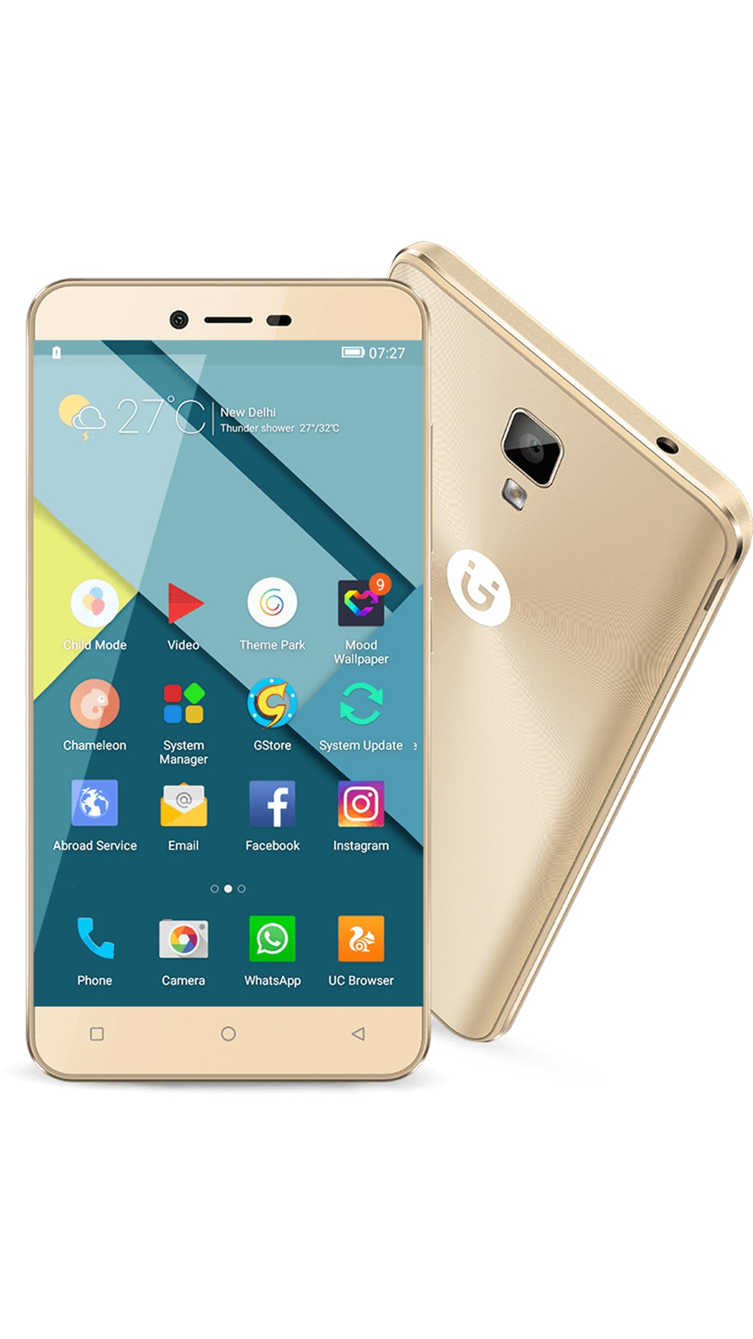 Fly Qik Plus Price Full Specifications Features At Gadgets Now M M5 Ppwerbank 5000 Mah Silver Gionee P7 16 Gb Latte Gold