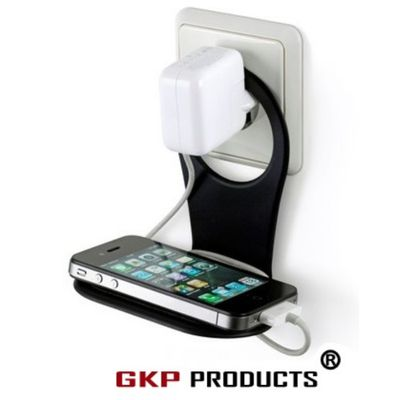 GKP Products Mobile Charging Stand Wall Holder 60 Degree Design...
