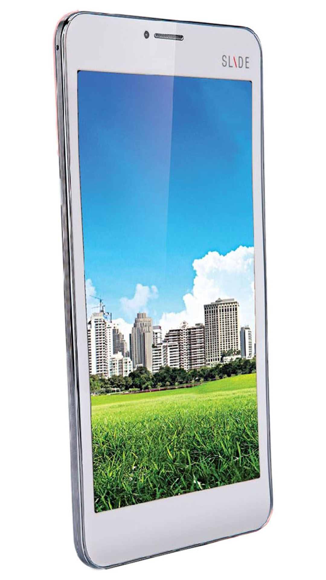 iBall Slide 3G-6095-D20 (White)