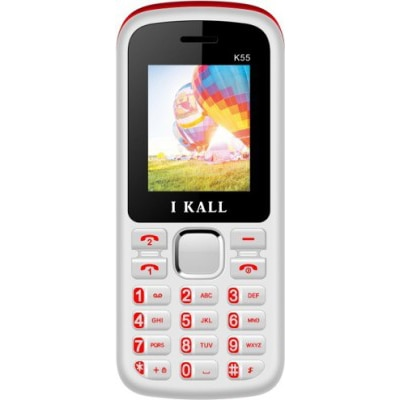 iKall K55 (White & Red)