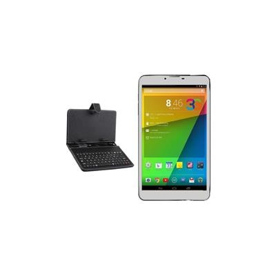 I KALL N6 White-3G wifi calling Tablet(7Inch,512MB+8GB) With Keyboard Paytm Mall Rs. 2847