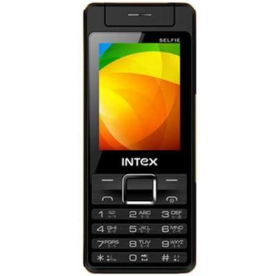 Intex Turbo Selfie (Black)