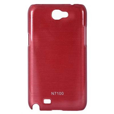 Iway Back Cover For Samsung Galaxy Note 2 N7100  Red  available at Paytm for Rs.119