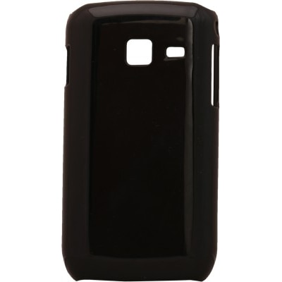 Iway Back Cover For Samsung Wave Y S5380 (Black)