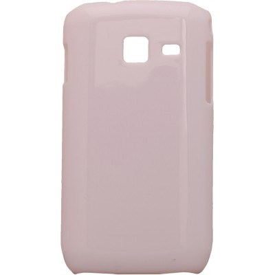 Iway Back Cover For Samsung Wave Y S5380 (White)