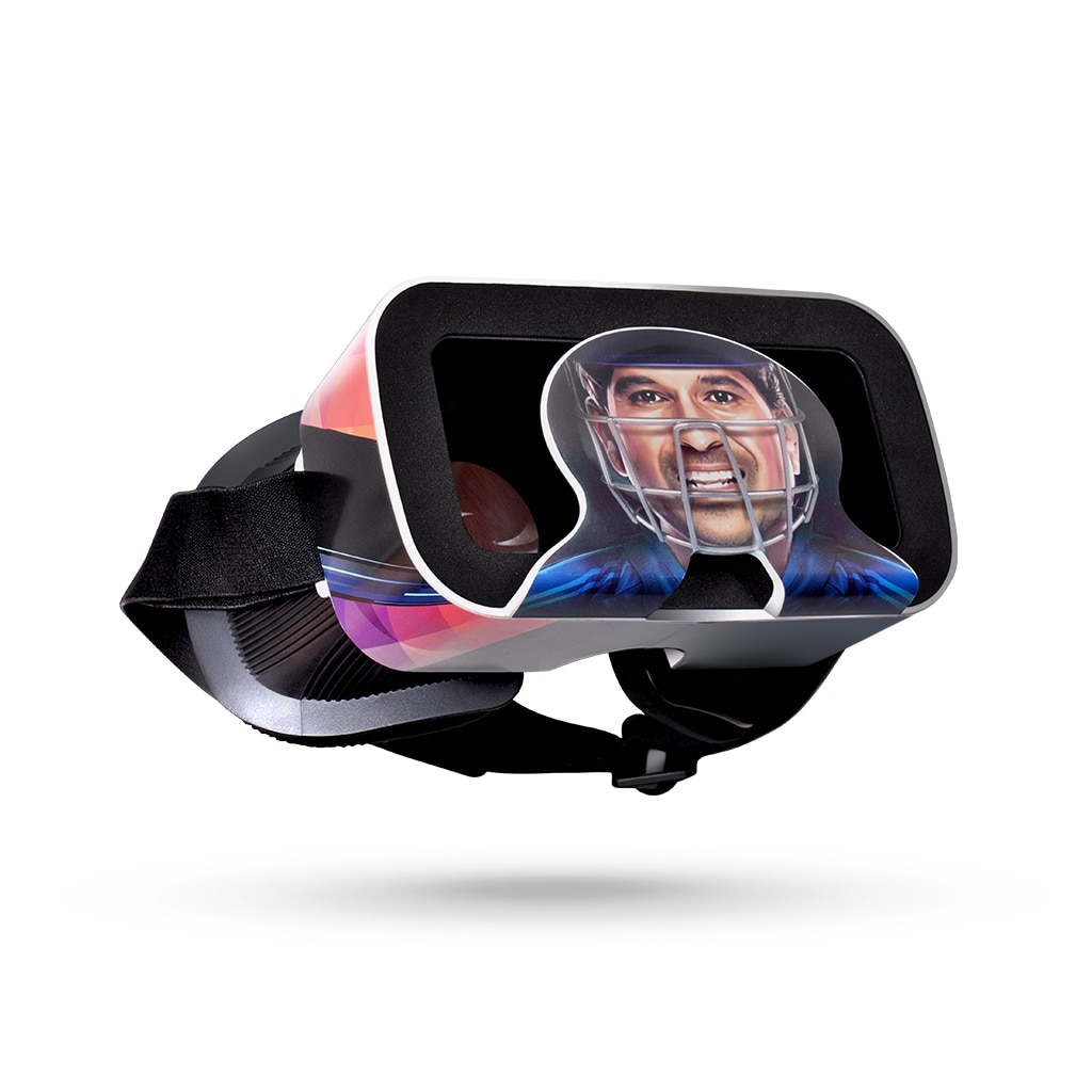 Sachin Saga VR Headset & Controller (For Android Only)
