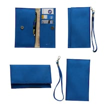 Jo Jo A5 G8 Leather Pouch For Byond B66 (Exotic Blue)