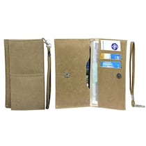 Jo Jo A5 Nillofer Leather Pouch For Byond B66 (Beige)
