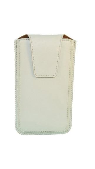 JVM-Pouch-For-LG-Optimus-L7-II-Dual-P715-(White)