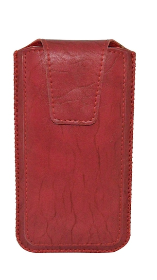 JVM-Pouch-For-Celkon-Q455L-(Red)