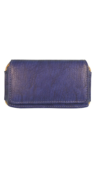 JVM-Pouch-For-Celkon-Q455L-(Blue)