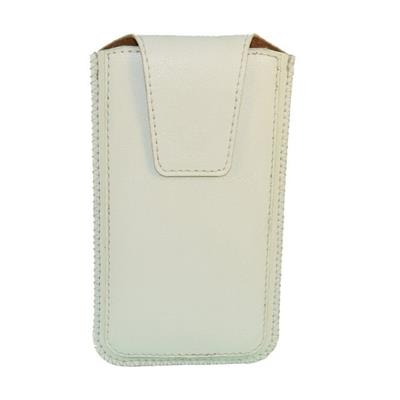 JVM Pouch For Nokia 808 PureView (White)