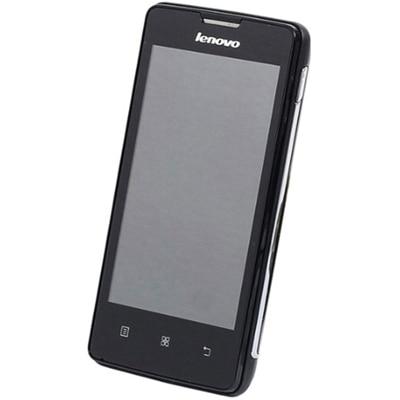 Lenovo A600E Reliance CDMA GSM 2 SIM Android SmartPhone (Black)
