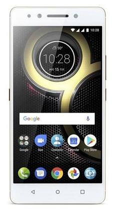 Lenovo K8 Note 3GB Fine Gold