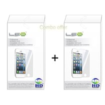 Leo Power Clear Screen Guard For Nokia 808 PureView (Pack of 2)