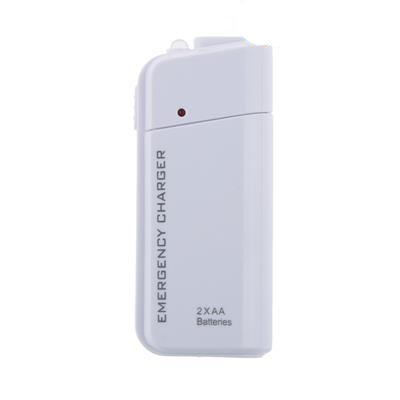 MagiDeal Universal Portable 2AA Battery Charger (White) Paytm Mall Rs. 48