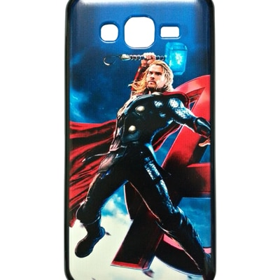 MannMohh Man Hard Back Cover For Samsung Galaxy Grand Prime