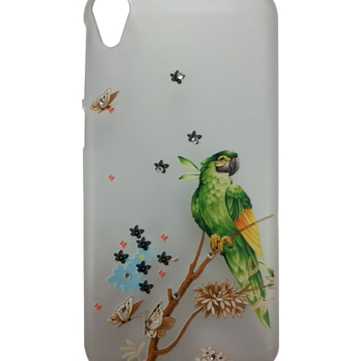 MannMohh Parrot Back Cover For HTC Desire 820 G+ Dual Sim