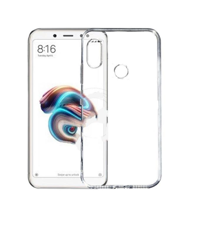 77492d38a96 -80% Max Pro Back cover For Redmi note 5 pro Rubber Transparent