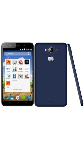 Micromax Canvas Play Q355 (Blue)