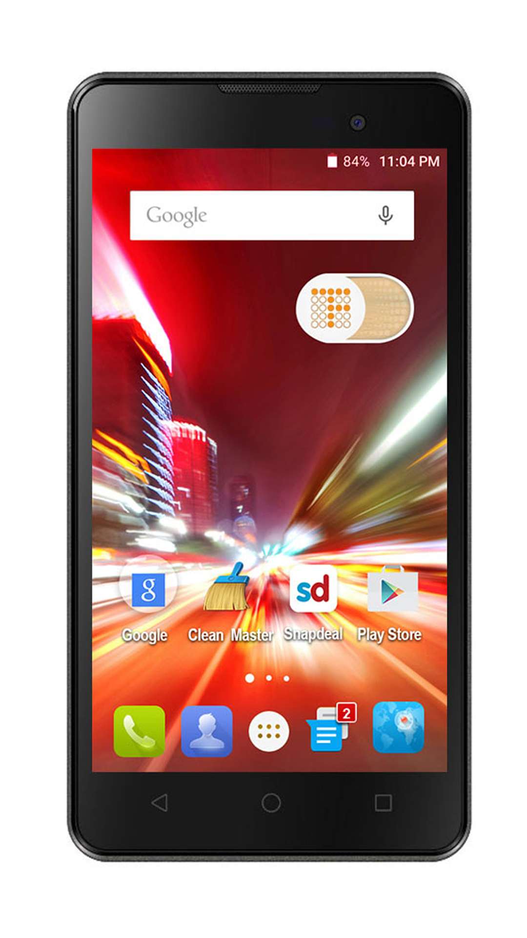 Micromax Canvas Spark 2 4 GB Black