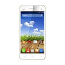 Micromax Canvas HD Plus A190 8 GB (White)