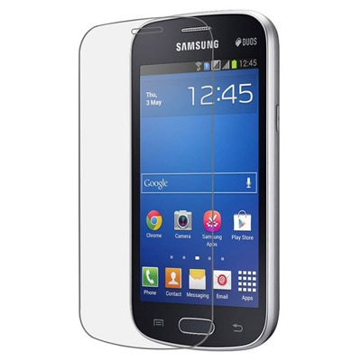 Mob Star Clear Screen Guard For Samsung Galaxy Star Advance