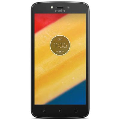 Motorola Moto C 16 GB (Starry Black)