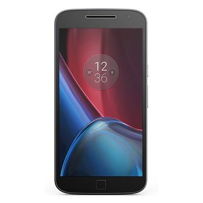 Motorola Moto g4 Plus (4th Gen) 32 GB (Black)