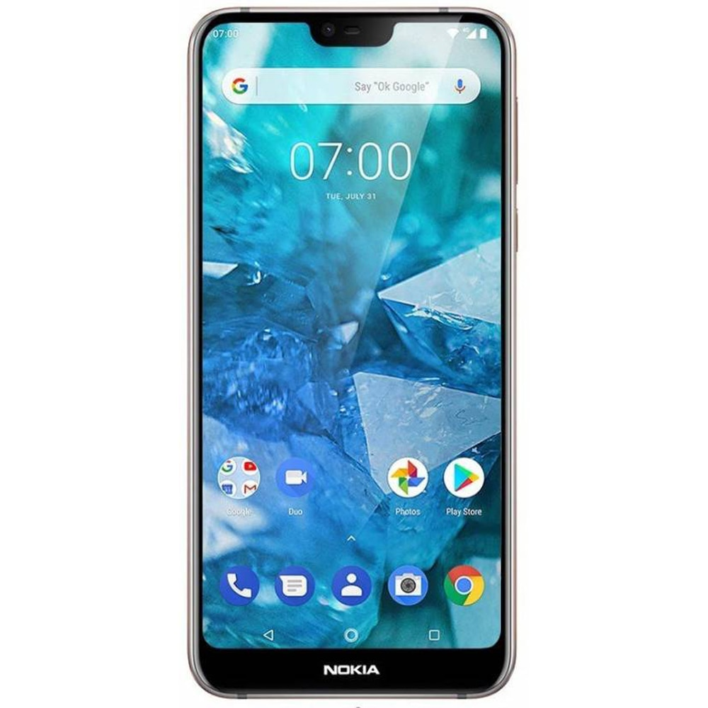 Nokia 7.1 4 GB 64 GB Steel